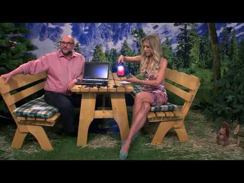 Der beste Solar-Konverter und Powerbank mit Katie Steiner (Mai 2018)