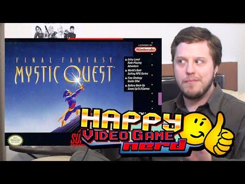 Happy Video Game Nerd: Final Fantasy Mystic Quest (SNES)