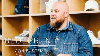 Blueprint - How Jon Buscemi Survived Being Sued By NIKE And Sold 100K Sneakers