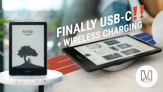 Amazon Kindle Paperwhite (2021) Review: Finally USB-C!
