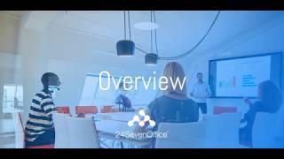 Vídeo de 24SevenOffice