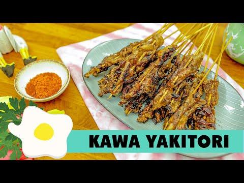 Resep Kawa Yakitori