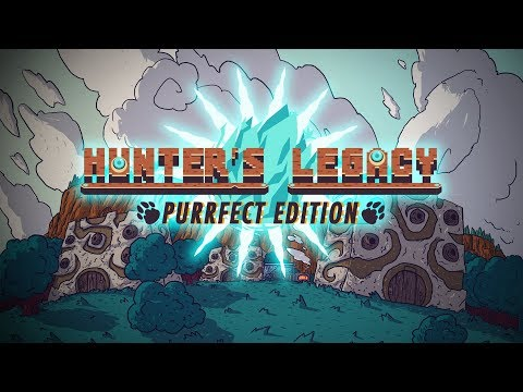 Hunter's Legacy: Purrfect Edition - Launch Trailer thumbnail