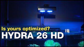 Are you using your AI Hydra 26HD to peak performance? We tested height, spacing and PAR to find out!