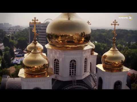 Овальный купол церкви