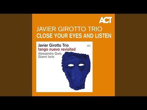 Close Your Eyes and Listen online metal music video by JAVIER GIROTTO