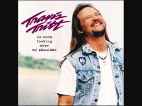 Travis Tritt - The Road To You (No More Looking Over My Shoulder)