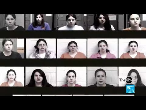 US - America''s opioid crisis puts more and more women behind bars