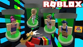 ROBLOX FLEE THE FACILITY FUNNY MOMENTS! FAMILY GAMING TEAM PLAYS! WPFG GAME NIGHT