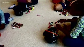 Police warn about drug-laced candy on Halloween