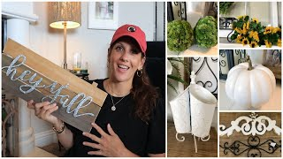 HOBBY LOBBY HOME DECOR & FALL HAUL **GORGEOUS NEW FARMHOUSE FINDS** WITH PRICES