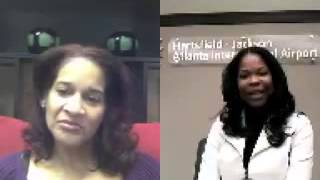 I Go Beyond The Studio With Actress Angela Robinson from Tyler Perry's The Haves and The Have Nots