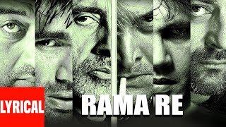 Lyrical Video: Rama Re | Kaante | Sanjay Dutt, Amitabh