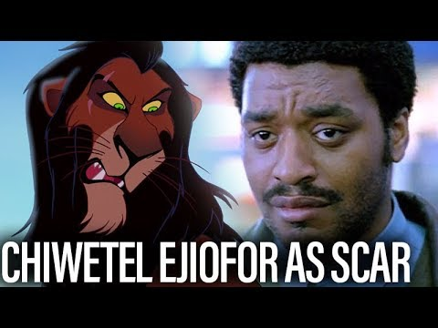 , title : 'Lion King's Scar: Chiwetel Ejiofor In Talks To Voice'