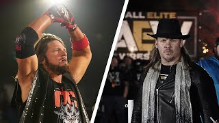 AJ Styles Sets Retirement, Jericho Says No More WWE Releases