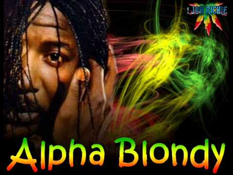 Alpha Blondy ( peace in Liberia+ lyrics ) - YouTube