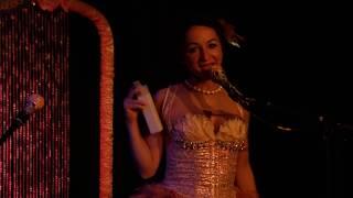 The Lady Dadidoo show, récital burlesque. Le teaser