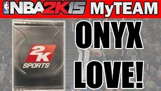 CAN WE GET SOME ONYX LOVE??? NBA 2K15 My Team Pack Opening | NBA 2K15 Pack Opening
