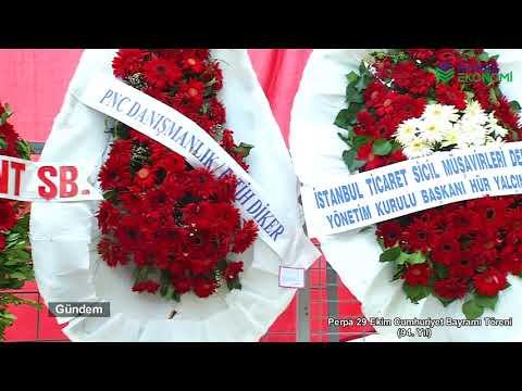 Perpa Cumhuriyet Bayramı 2017 / Kanal Ekonomi