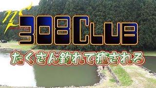 ★爆釣&癒し栃木県『308Club』超穴場だよ!