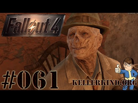 Fallout 4 [HD|60FPS] #061 - Runner und Silver Shroud ★ Let's Play Fallout 4