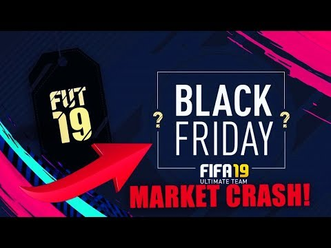 FIFA 19 BLACK FRIDAY MARKET CRASH! HOW TO MAKE FREE COINS & HOW TO PREPARE! WHEN TO SELL & BUY