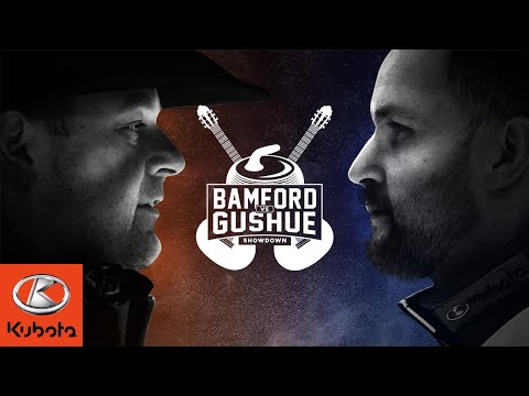 Kubota Challenge: Gord Bamford vs Brad Gushue