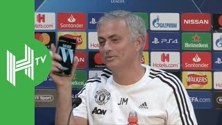 Jose Mourinho's Funniest Press Conference Moments!