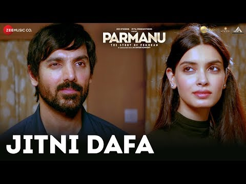 Download Jitni Dafa |PARMANU:The Story Of Pokhran| John Abraham,Diana Penty| Yasser Desai,Jeet Gannguli,Virag HD Mp4 3GP Video and MP3