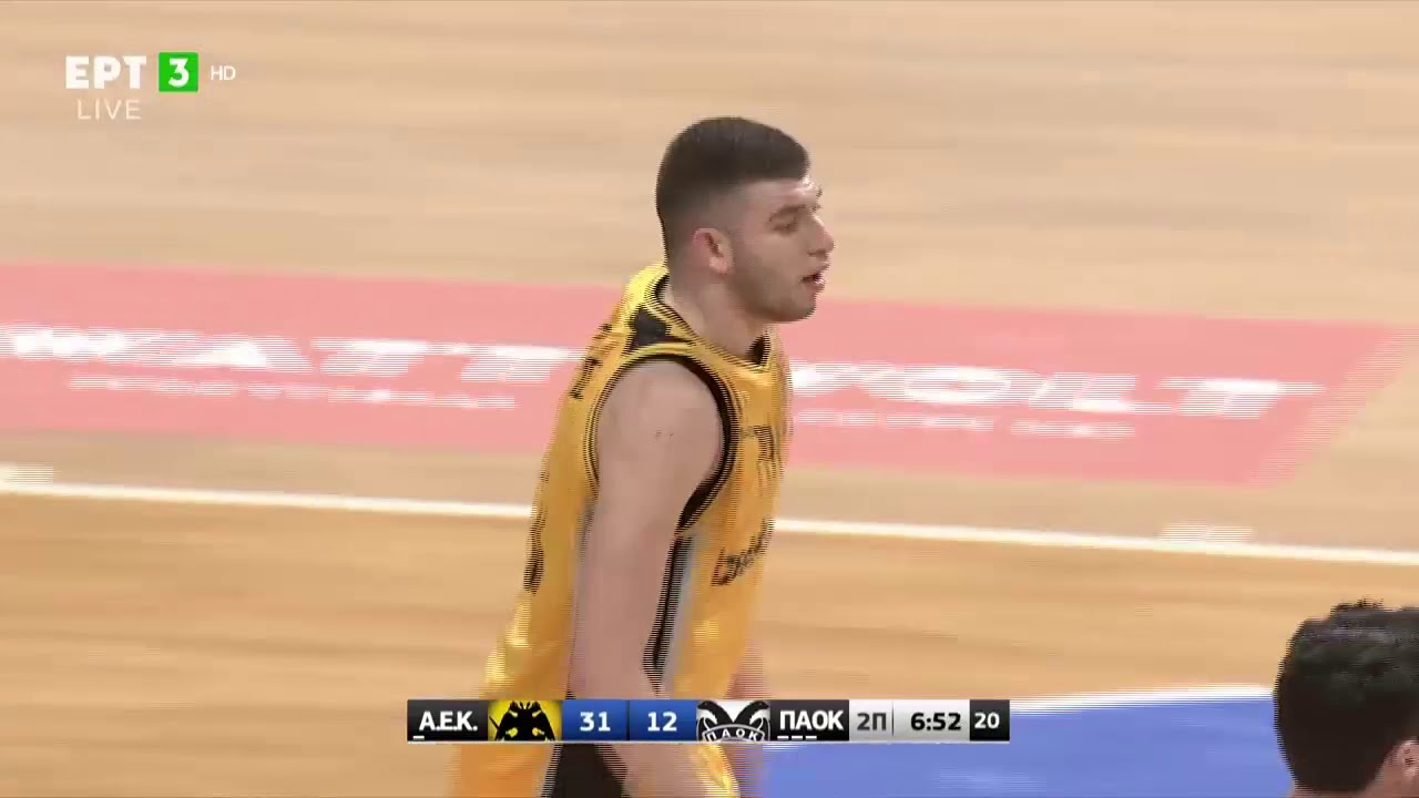 Basket League | ΑΕΚ – ΠΑΟΚ 76-56 | HIGHLIGHTS | 27/01/2021 | ΕΡΤ