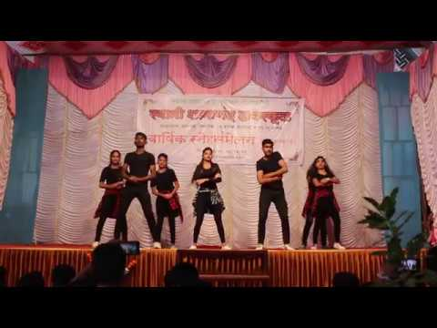 best college group dance 2017/2018