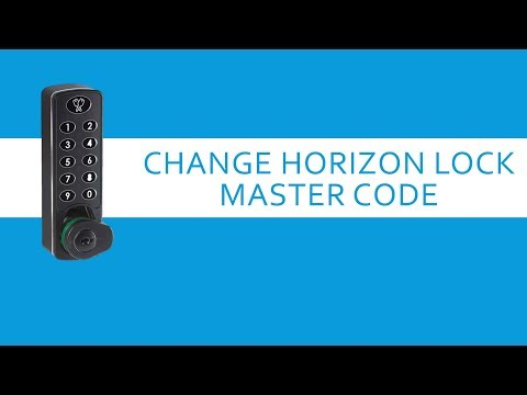 Download How To Reset The Master Code On The Digital Electronic Code