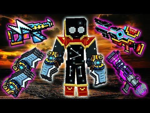 Superhero Season Weapons - Pixel Gun 3D Gameplay