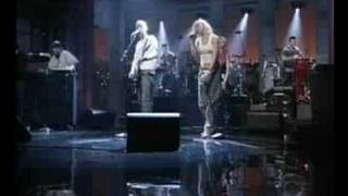 Gambar cover Moby feat. Gwen Stefani - South Side Live @ Letterman