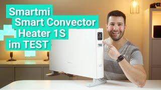Smartmi Smart Convector Heater 1S im Test - Mit der smarten Konvektorheizung warm durch den Winter!