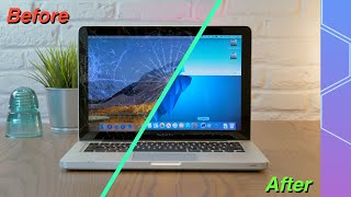 I built the best Unibody MacBook Pro in the world! Complete restoration and max upgrades