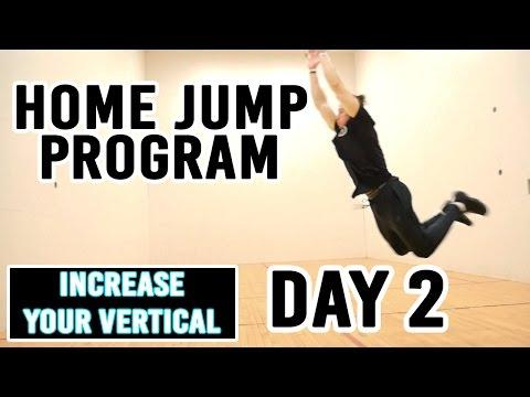 FREE 2-Week Home Jump Program | Day 2