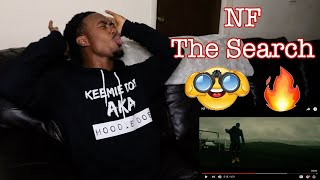 {{REACTION}} NF   The Search (2019)