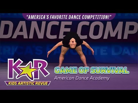 """""""Game Of Survival"""" from American Dance Academy"""