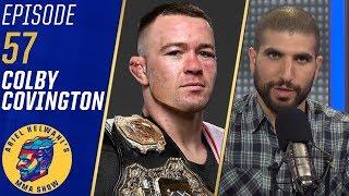 Colby Covington recaps Robbie Lawler win, Kamaru Usman confrontation   Ariel Helwani's MMA Show
