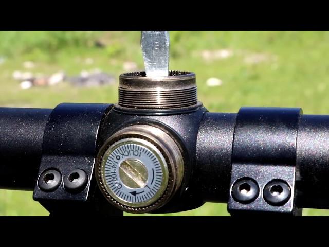 Видео Bushnell оптический прицел