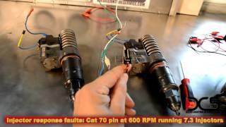 The ECM lab - ECMs and Injectors part 2: Injector response faults