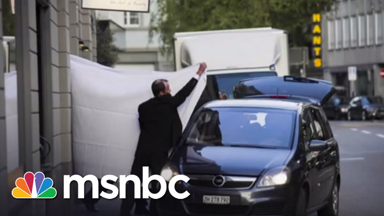 Top FIFA Officials Arrested In Switzerland | Morning Joe | MSNBC thumbnail