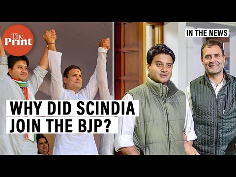 How BJP played the Scindia card and plunged Kamal Nath's Congress govt in MP into a crisis