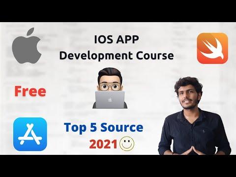 Top 5 website for ios development course | free ios app ... - YouTube