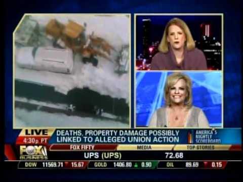 Meg Strickler on Fox Business Channel 12/30/10