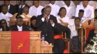 Funeral Whitney Houston • Bebe Winans I Miss Your Voice   YouTube