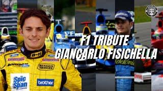 F1 Tribute Giancarlo Fisichella