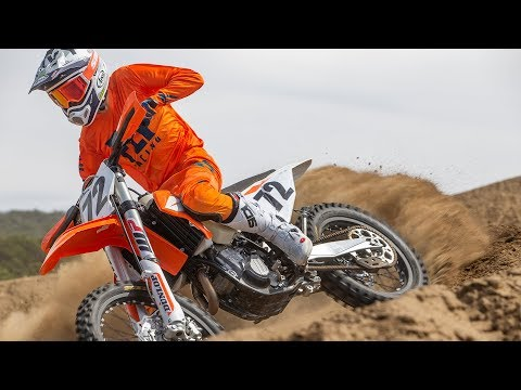KTM 450 XC-F Review | Best 2019 450 Off-Road Dirt Bikes