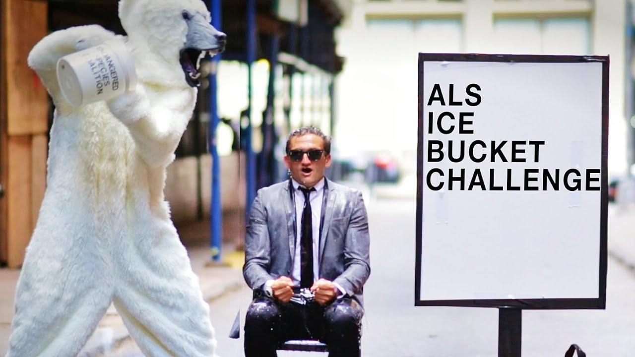 ALS Ice Bucket Challenge by Casey Neistat thumbnail
